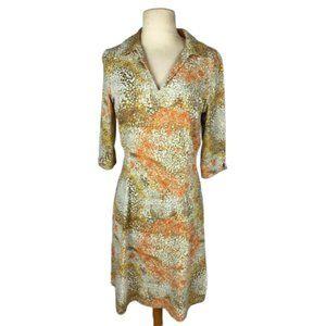 J. McLaughlin Catalina Cloth Dress S